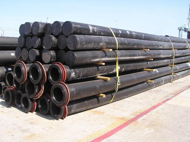 Pioneer Equipment Company - Dredging - Dredge Pipe