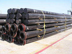 HDPE Plastic Dredge Pipe