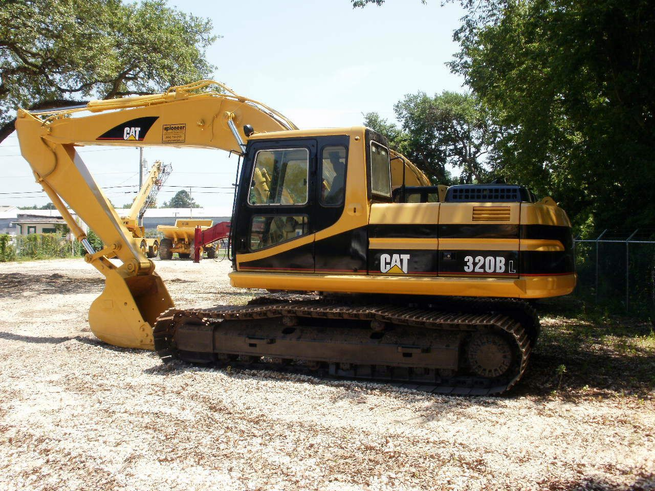 Pioneer Equipment Company - Excavators
